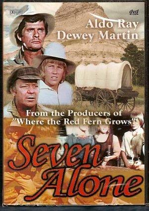 ALDO RAY,DEWEY MARTIN...IN..SEVEN ALONE...A CLASSIC DVD
