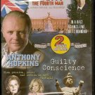 ANTHONY HOPKINS, IN BLUNT AND GUILTY CONSCIENCE...A CLASSIC DVD DOUBLE FEATURE