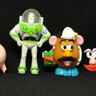 Toy Story Candy Dispensers
