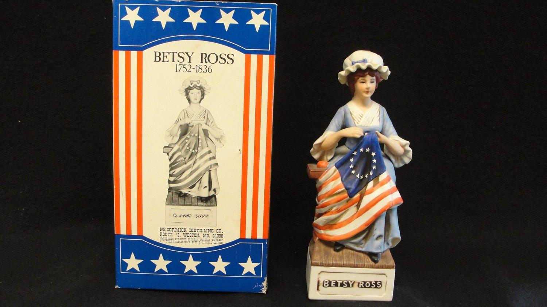 Betsy Ross Decanter