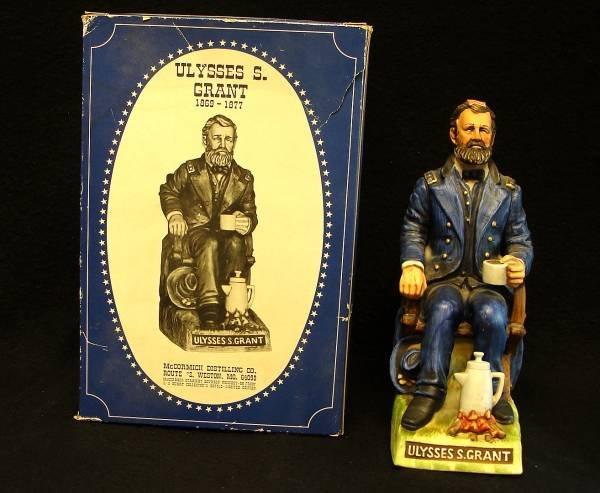 Ulysses S. Grant Decanter