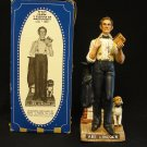 Abe Lincoln Decanter