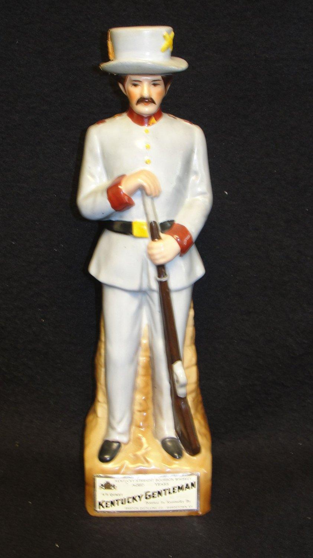 Kentucky GentlemanRevolutionary Soldier Decanter