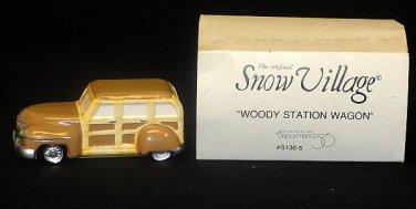 WOODY STATION WAGON