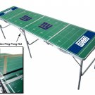 Official NFL Tailgate Table - New York Giants
