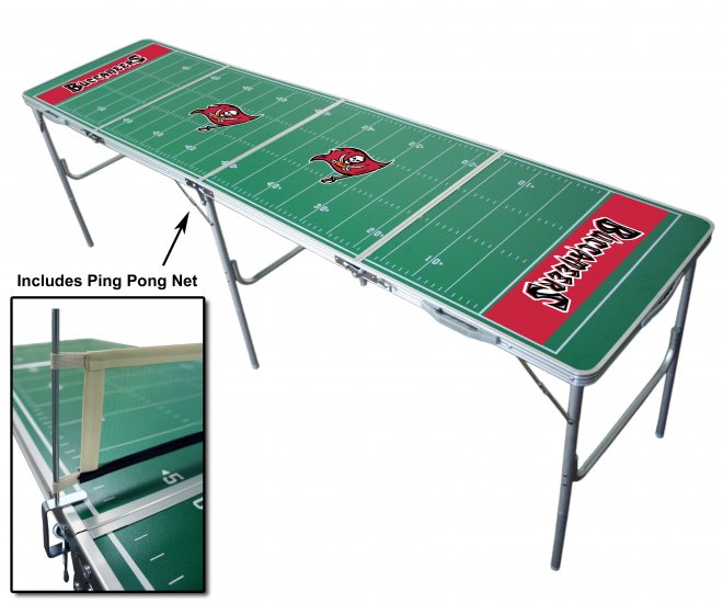 Official NFL Tailgate Table - Tampa Bay Buccaneers