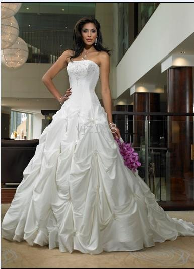 wedding dress #45577124
