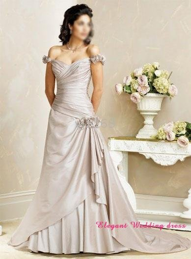 wedding dress #45577193