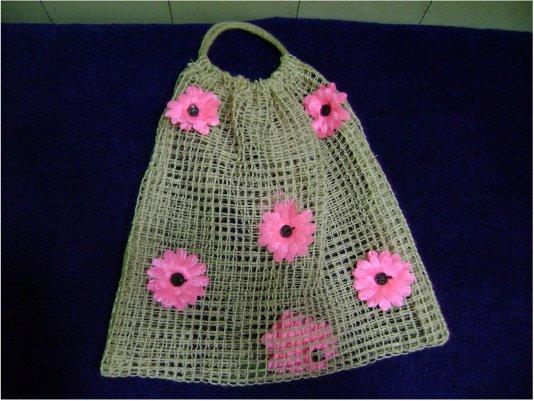 Jute Net Bags