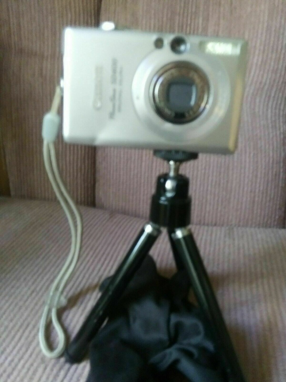 CANON PowerShot Digital ELPH SD600 / IXUS 6.0 MP Digital Camera / FREE SHIPPING