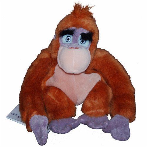 King Louie the Gorilla Jungle Book - Disney Mini Bean Bag Plush