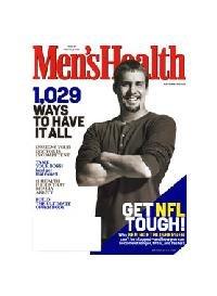 Men's Health November 2006