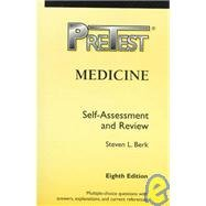 Medicine: Pre-Test: Self-Assessment and Review