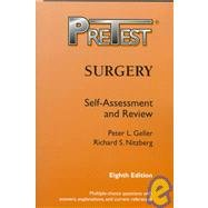 Surgery: Pretest: Self-Assessment and Review