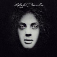 Piano Man by Billy Joel 1973 CBS Columbia