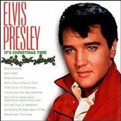 Elvis Presley It's Christmas Time