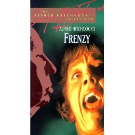 "ALFRED HITCHCOCKS""FRENZY"" VHS"