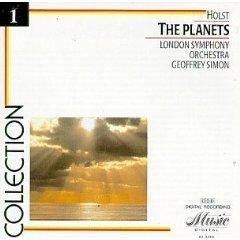 Holst - The Planets London Symphony Orchestra Geoffrey Simon