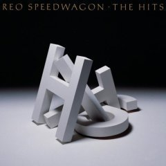 REO Speedwagon the Hits - Original Release (1988)