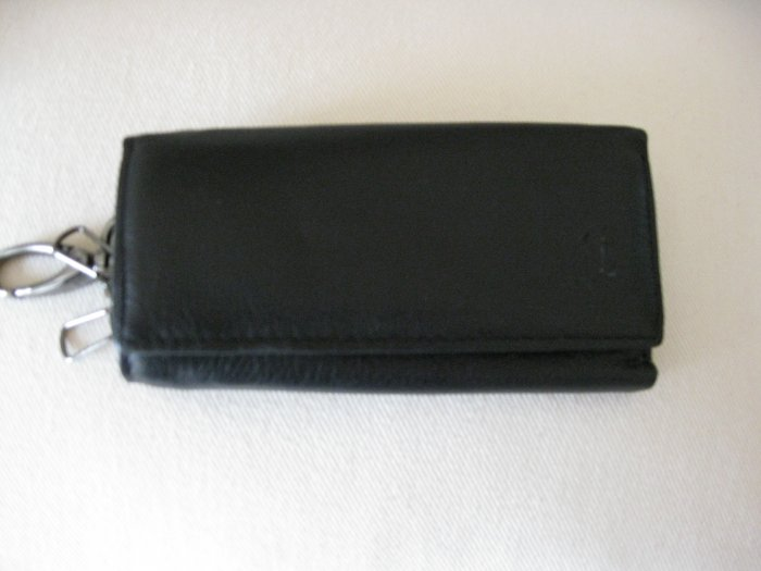 Leather Key Holder/Wallet