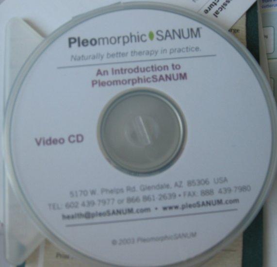 Pleomorphic SANUM