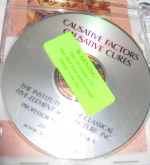 Causative Factors Causative Cures