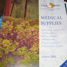 Medical Supplies Catalog 2005 Lhasa OMS