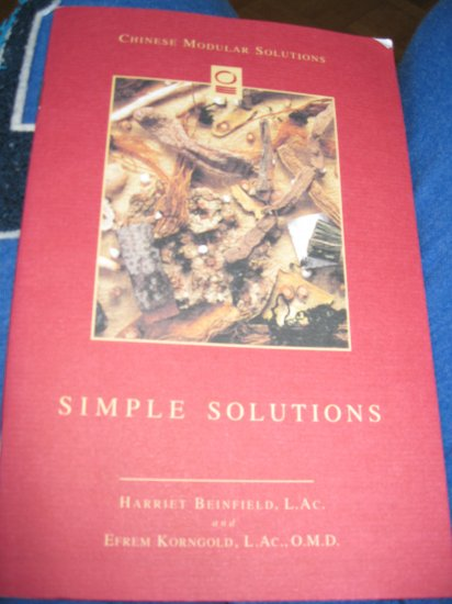 Chinese Modular Solutions: Simple Solutions