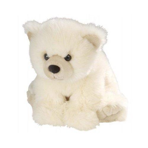 "Plush Baby Polar Bear Cuddlekins 12"""