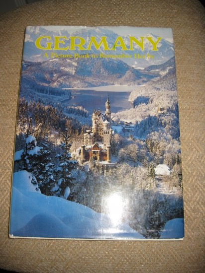 Germany A Picture Book to Remember Her By (1968)