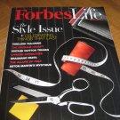 Forbes Life September 2009