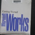 Getting Started: Microsoft Works