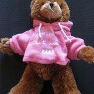 Chucky Cheese Bear Pink Shirt
