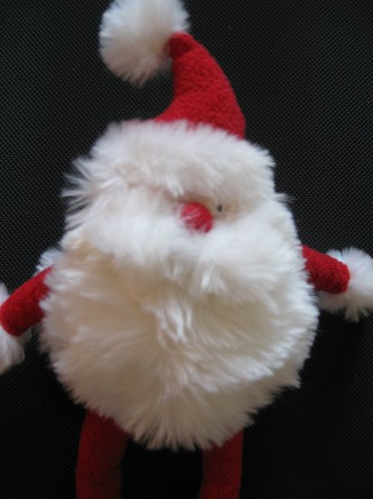 "Santa Claus: ""Hi, I'm Nick"""
