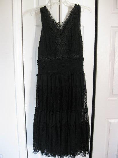 Black Dress by UASNA