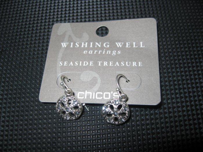 Wishing well earrings by Chico