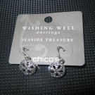 Wishing well earrings by Chico