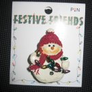 Festive Friends Pin