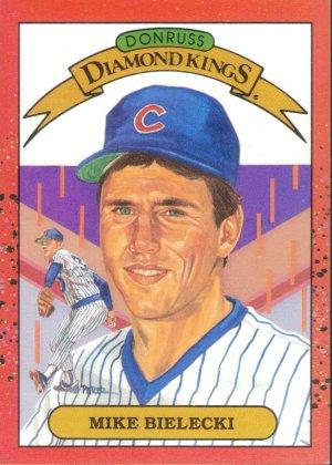 Card #9 Mike Bielecki