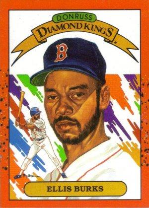 Card #23 Ellis Burks