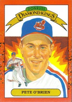 Card #24 Pete O'Brien