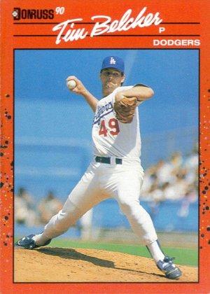 Card #79 Tim Belcher