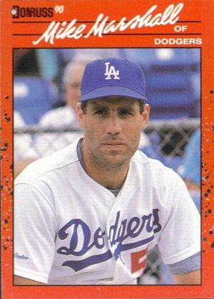 Card #84 Mike Marshall