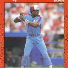 Card #130 Hubie Brooks