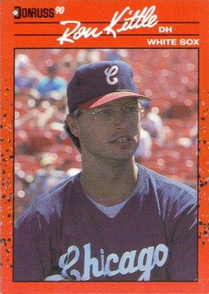 Card #148 Ron Kittle