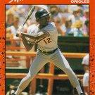 Card #282 Mike Devereaux