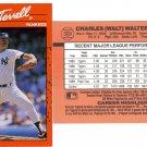 Card #309 Walt terrell