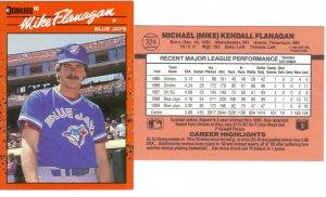 Card #324 Mike Flanagan