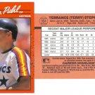 Card #354 Terry Puhl