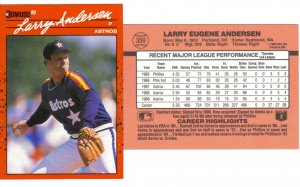 Card #359 Larry Anderson